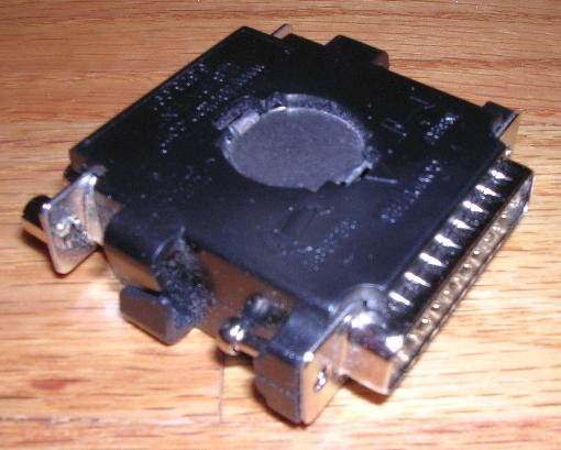 DS1411E parallel port adapter